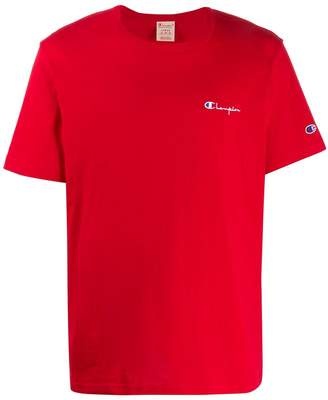 Champion small script logo T-shirt
