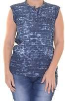 Calvin Klein Jeans Women's Short Sleeve Denim Shirt