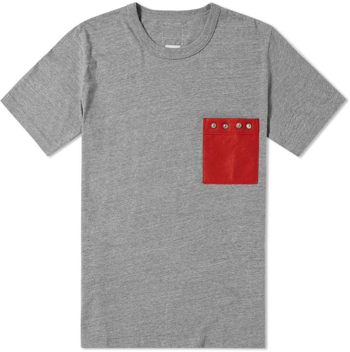 Visvim Wide Pocket Tee