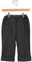 Jacadi Girls' Wool Pinstripe Pants
