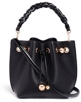 Sophia Webster 'Romy' mini leather bucket bag