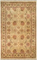 Surya TJ826-23 Gold Taj Mahal Collection Rug - 2ft X 3ft