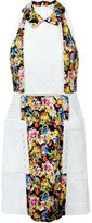 Mary Katrantzou 'Amblie' broderie anglaise dress - women - Cotton - 14