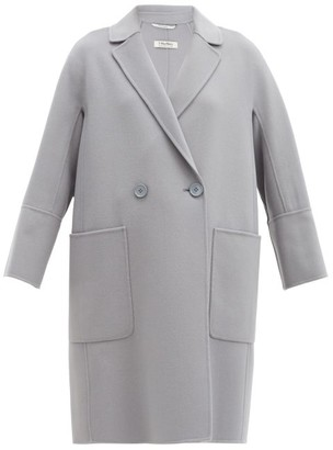 S Max Mara Audrey Coat - Light Grey
