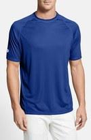 Tommy Bahama Men's Big & Tall 'Sun Chaser' Moisture Wicking Rash Guard T-Shirt