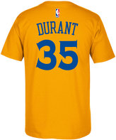 adidas Men's Kevin Durant Golden State Warriors Player T-Shirt