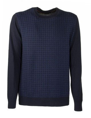 Loro Piana Girocollo Cashmere And Silk Sweater