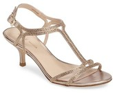 Pelle Moda Women's Abbie 2 T-Strap Sandal