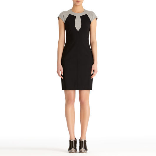 Rachel Roy Cap Sleeve Shift