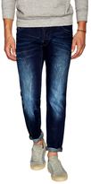 G Star Woven Faded Jeans