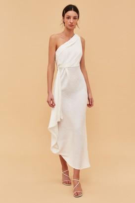 C/Meo GO ON DRESS ivory