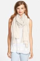 Nordstrom Women's Cashmere & Silk Wrap