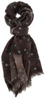 Contileoni Dotted scarf