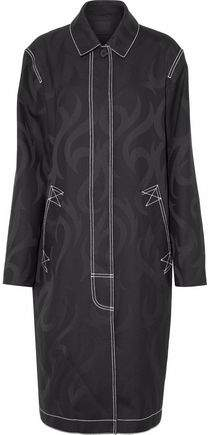 Alexander Wang Wool-Jacquard Jacket