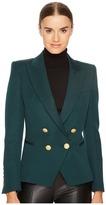 Pierre Balmain Gold Embellished Hunter Blazer Women's Jacket