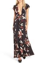 Tularosa Women's Sid Wrap Maxi Dress