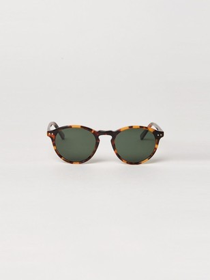 J.Mclaughlin Bartleby Polarized Sunglasses in Horn