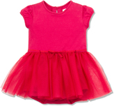 Marie Chantal Raspberry Tutu Dress