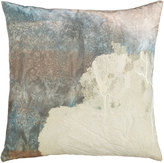 Aviva Stanoff Thalassa Sea Fan Pillow