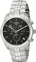 Tissot Men's T1014171105100 Analog Display Quartz Silver Watch