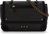 Jerome Dreyfuss Benjamin leather small shoulder bag