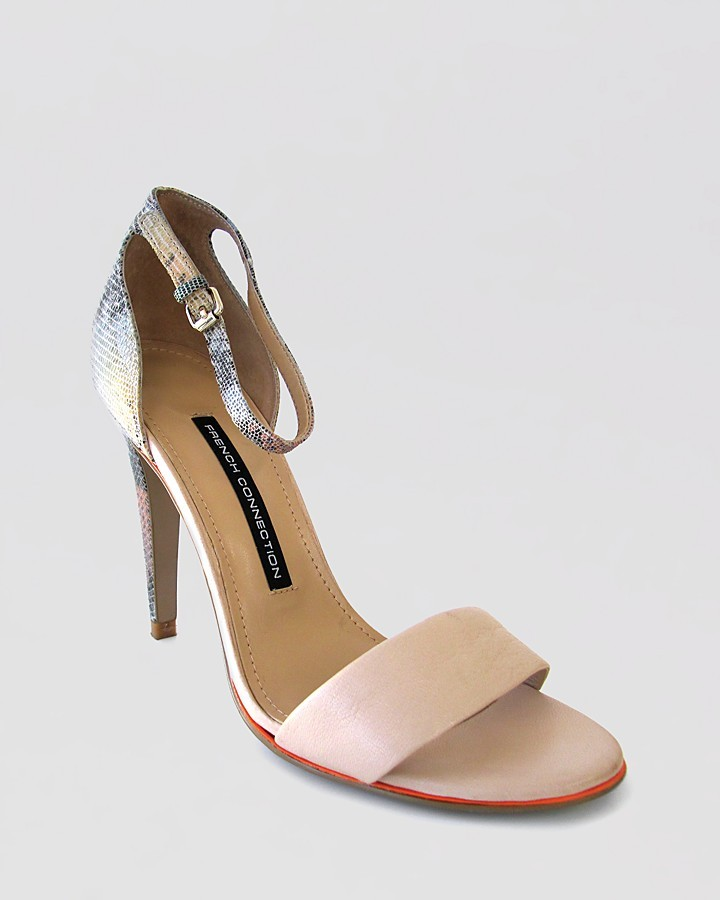 French Connection Sandals - Nina High Heel