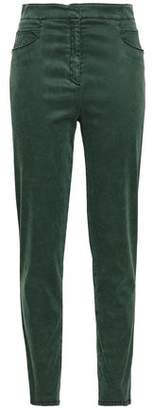 Balmain Sateen Slim-leg Pants