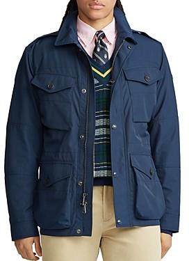 Polo Ralph Lauren Four-Pocket Oxford Jacket