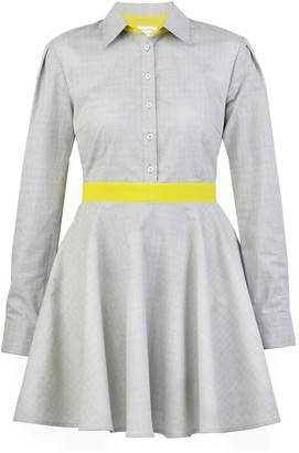 Blonde Gone Rogue Relove Sustainable Dress Grey