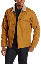 U.S. Polo Assn. Men's Heavy Canvas Trucker Jacket