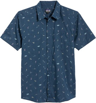 Patagonia Go To Regular Fit Short Sleeve Shirt