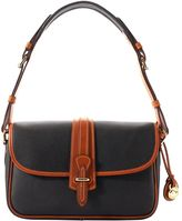 Dooney & Bourke All Weather Leather 2 Large Equestrian