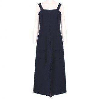 J.W.Anderson Navy Wool Dresses