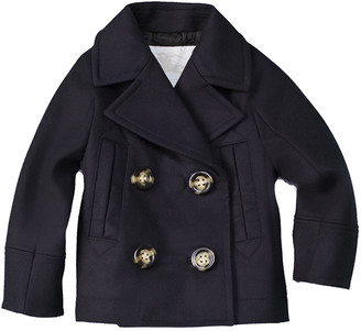 Burberry Adora Wool Coat