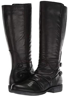 Miz Mooz Lorenzo (Black) Women's Boots