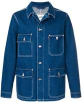 Ami Alexandre Mattiussi buttoned denim jacket