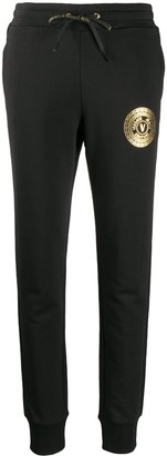 Versace Logo Track Trousers