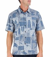 Quiksilver Waterman's Kahutara Short Sleeve Shirt 7534933