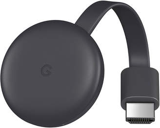 Google Chromecast 3.0 Streaming Media Player 3Rd Gen