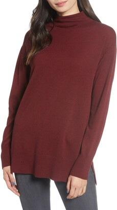 Chelsea28 Funnel Neck Sweater