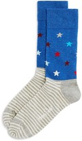 Happy Socks Men's Stars & Stripes Socks
