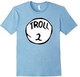 Men's Troll 2 Monster Ogre Goblin Scary Halloween Costume T-Shirt Medium