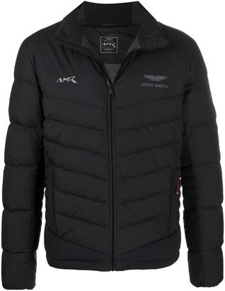 Hackett Aston Martin Racing Sub Zero jacket