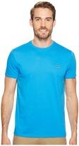 Lacoste Short Sleeve Pima Crew Neck Tee Men's T Shirt