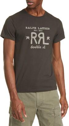 Ralph Lauren RRL Logo Graphic Tee