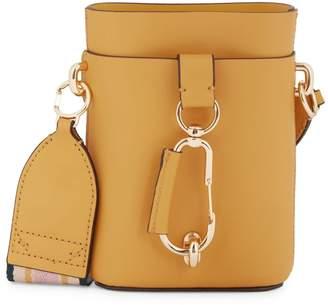 Zac Posen Mini Belay Leather Sling Bag