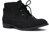City Classified Black Size Bootie
