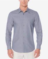 Perry Ellis Men's Medallion-Print Shirt