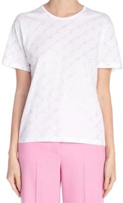 Stella McCartney All-Over Logo T-Shirt
