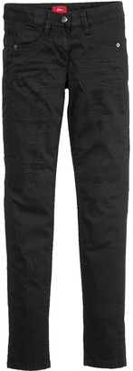 S'Oliver Girl's 66.709.73.6667 Trousers
